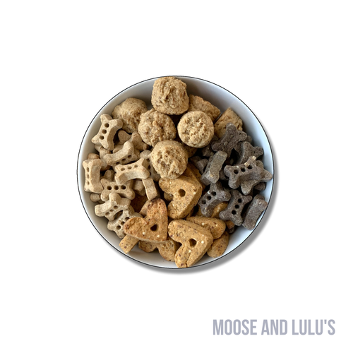 Treat Sampler! - Moose and Lulu's