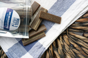 Duck and Blueberry Chews **Limited Quantity**