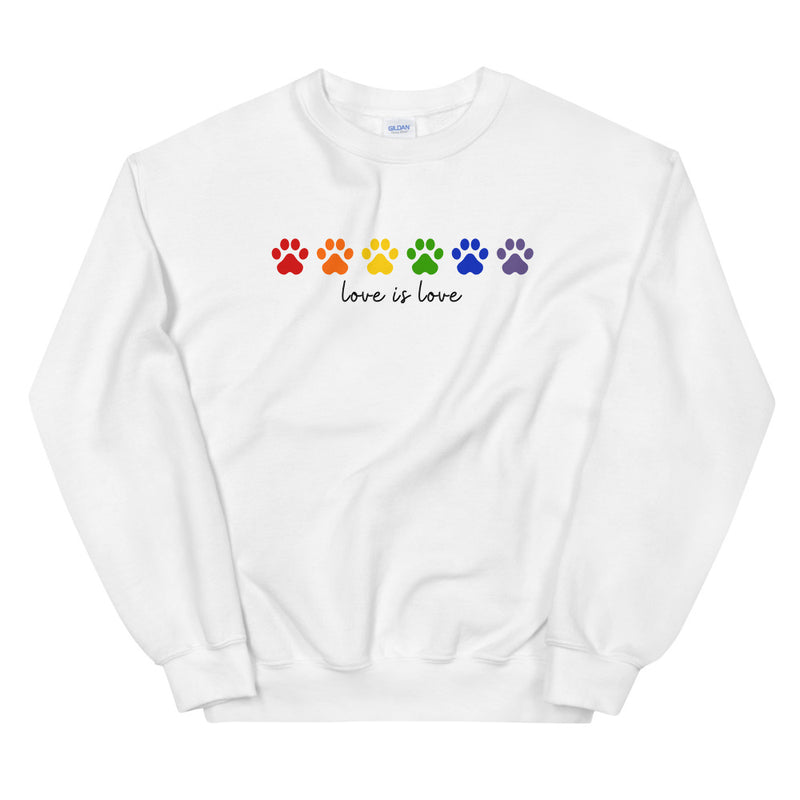 Love is Love Sweat Shirt