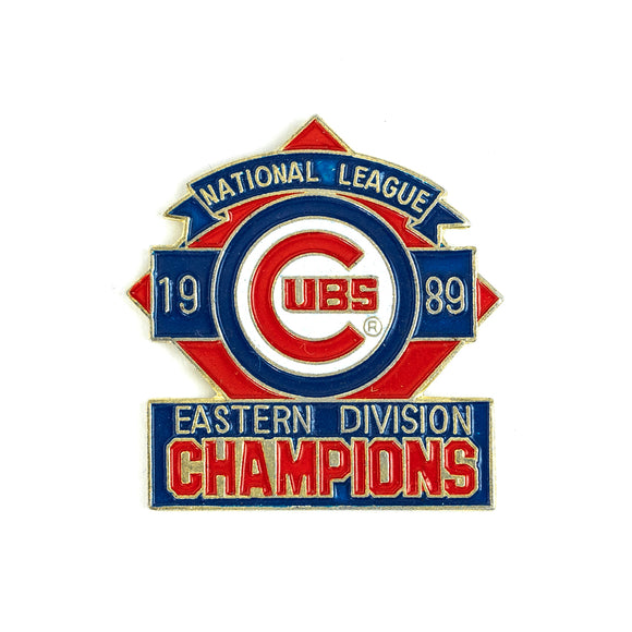1989 Cubs Eastern Division Champions
