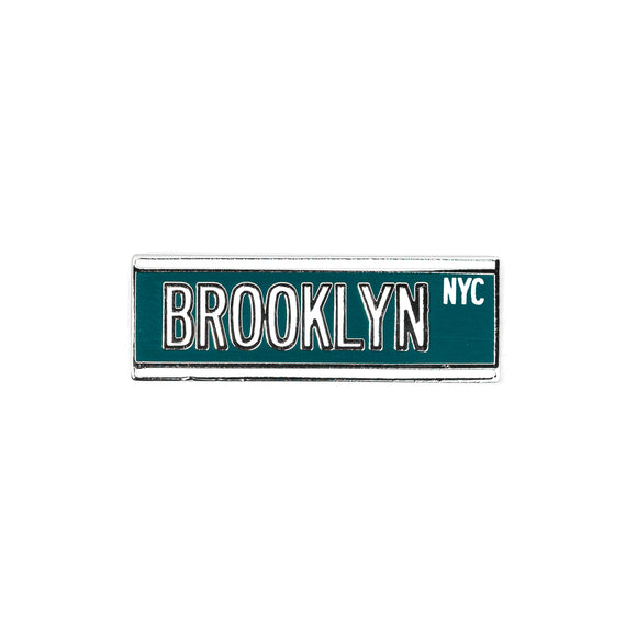 Brooklyn Pin