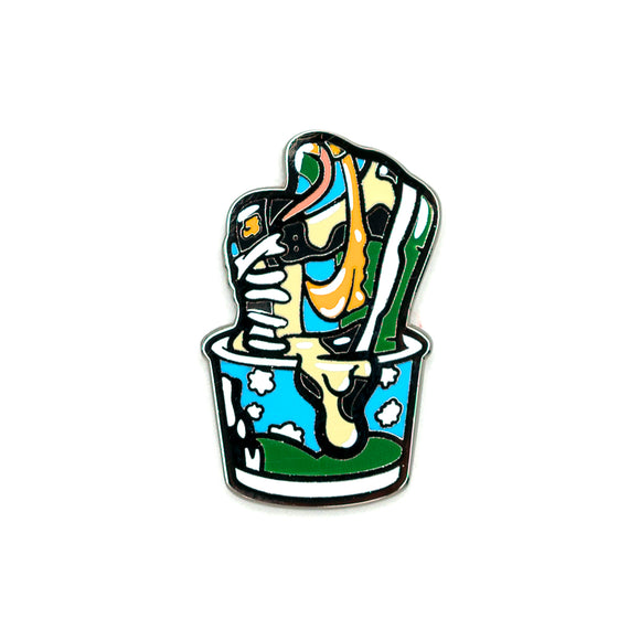 Chunky Dunky Cup Pin