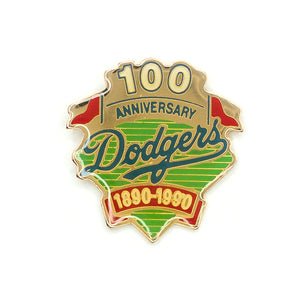 Dodgers 100TH Anniversary