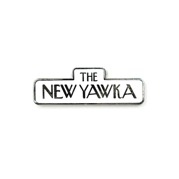 The New Yawka Pin