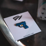 Water Pistol Pin