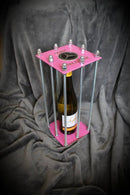 Bottle In The Cage - Great Gift Idea - Custom Text - Custom Color - Custom Size