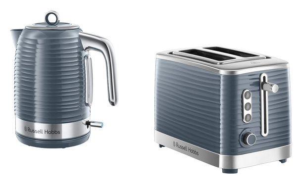 Everything.Bargains Russell Hobbs Inspire Kettle and Toaster Kitchen Set