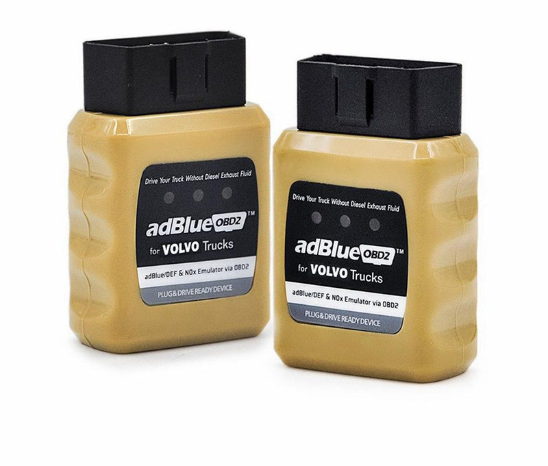 Ad blue Emulator Adblue for VOLVO Trucks fh12 Adblue OBD2 Trucks Adblue/DEF Nox Sensor SCR Emulator via OBD2 Adblue for VOLVO AD