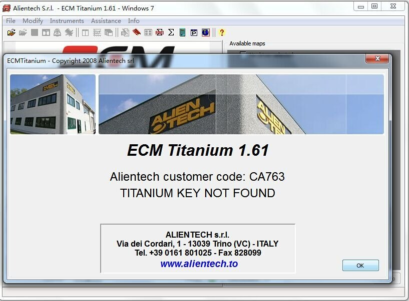 ecm titanium 1 61 with 18259+ driver for kess v2 and ktag ecm 26000+  software