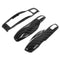3pcs Carbon Fiber Color FOB Remote Key Case Shell for Porsche /Boxster /Cayman 911 /Panamera /Cayenne /Macan