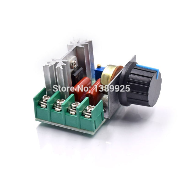 10PCS 2000W 220V AC SCR Electric Voltage Regulator Motor Speed Control Controller