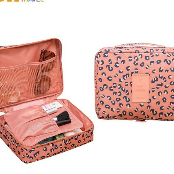 2018 Cosmetic Bags Makeup Makeup Bag Cosmetic  Beauty Case Make Up Organizer Toiletry Kits Storage Travel Wash Pouch Bags