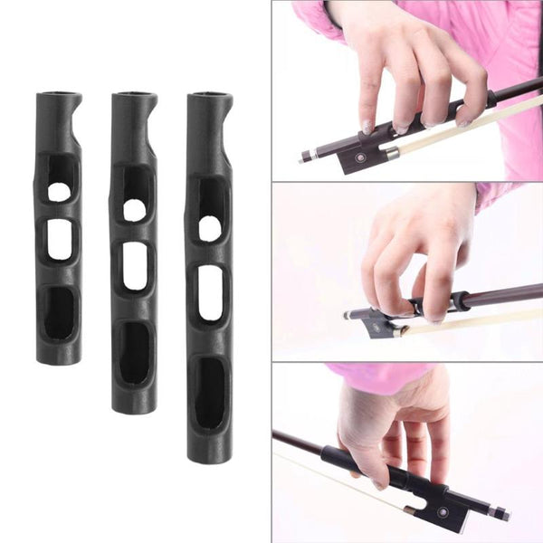 Violin Bow Posture Corrector Rubber Violin Bow Hold Posture Correction Tool Violin Accessories