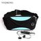Outdoor Runnning Jogging Waist Bag, Men Women's Sport Waist Pack, Gym Fitness Running Belt Bag For Mobile Phone 4 Colors