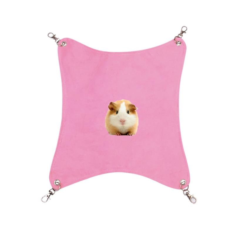 Everything.Bargains hammock pet hamster rat parrot ferret hamster hanging bed cushion hamster house cage accessories for hamsters