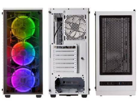 Gaming PC Intel i7, 16GB RAM, GTX 1070TI or better, Win10 WiFi SSD RGB LED