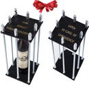 Locked Up Bottle - Great Gift Idea - Custom Text, Color, Size - Fast EU Delivery