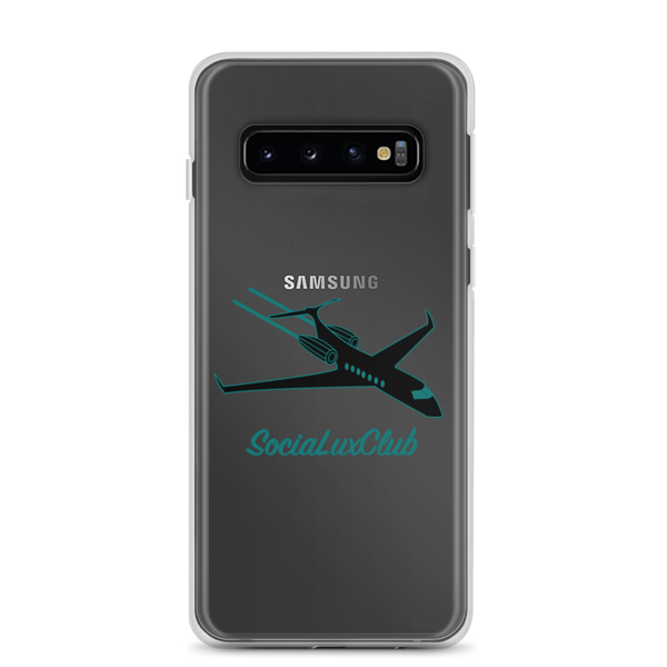 Private Jet Icon Samsung Case