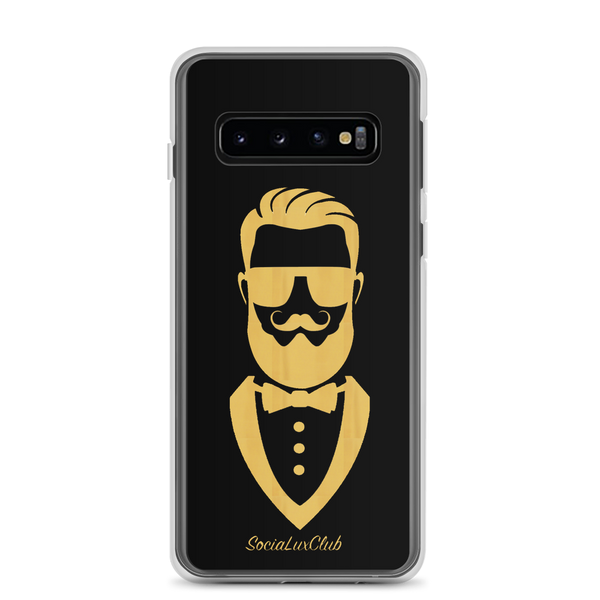 Gentleman Icon Samsung Case