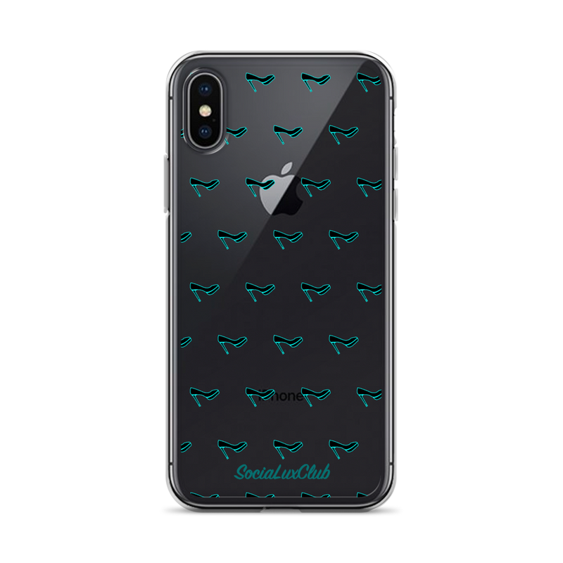 Heel Icon iPhone Case