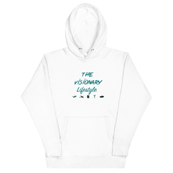 The Visionary Lifestyle Unisex Hoodie