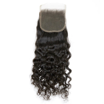 Pure Burmese Curly closure