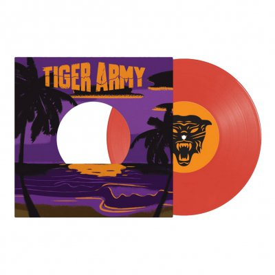 "Tiger Army - Dark Paradise ""Scorpion Bowl"" 7"" Vinyl 