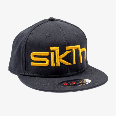 SikTh - Logo Hat (3D Embroidery) | Merch Connection - Metal, hardcore, punk, pop punk, rock, indie, and alternative band merchandise