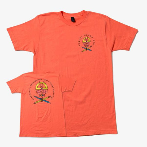 August Burns Red - Galactica Shirt (Coral)
