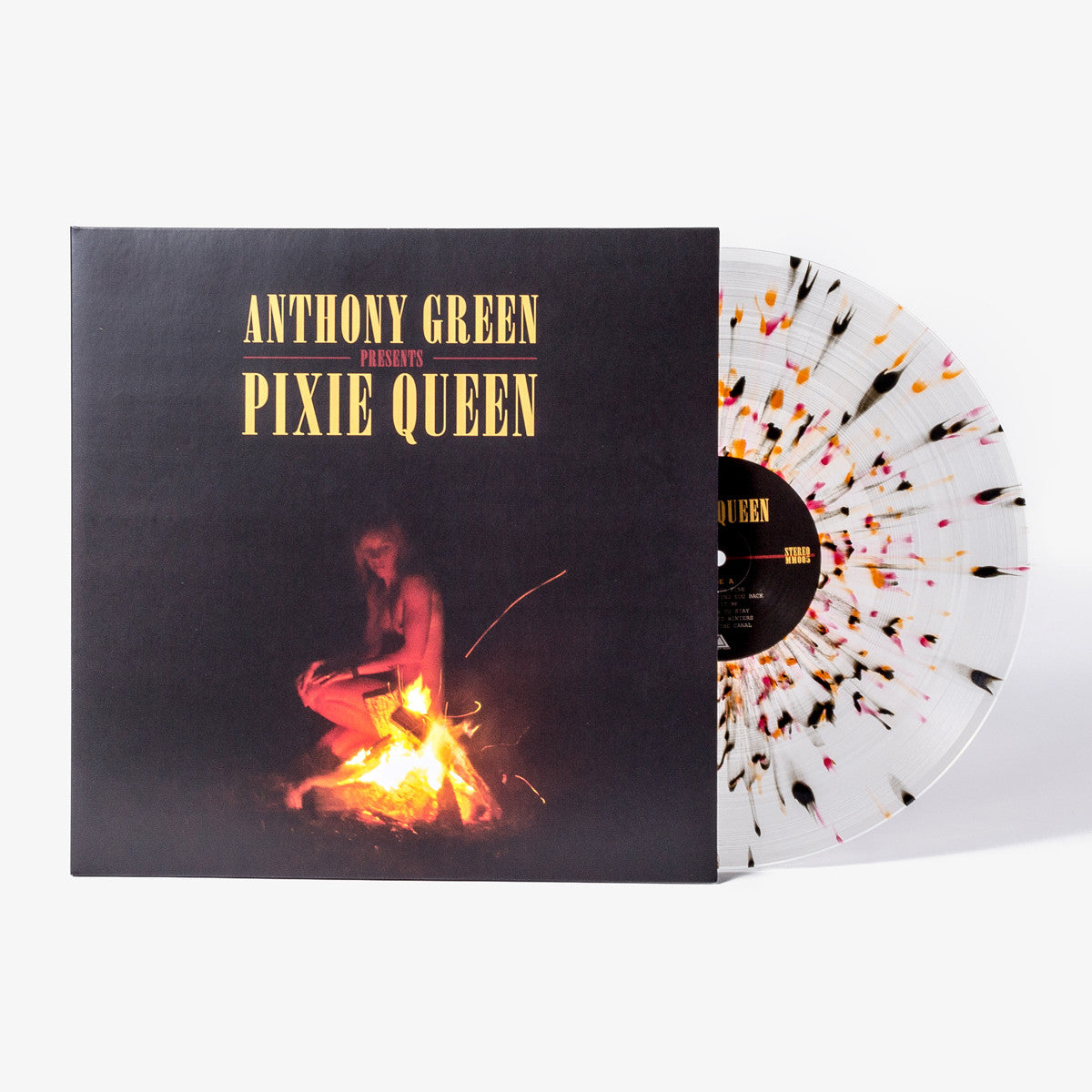 f3b4a9b3ee5 ... Anthony Green - Pixie Queen Vinyl LP ...