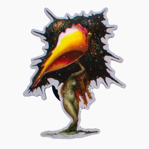 Circa Survive - The Amulet Pin | Merch Connection - Metal, hardcore, punk, pop punk, rock, indie, and alternative band merchandise
