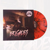 Brigades - Indefinite Vinyl LP | Merch Connection - Metal, hardcore, punk, pop punk, rock, indie, and alternative band merchandise