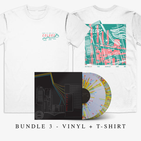 Between the Buried and Me - Colors Preorder Bundle #3