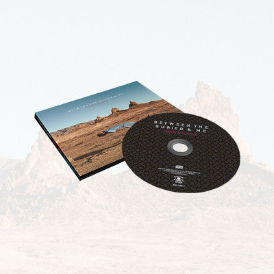 Between the Buried and Me - Coma Ecliptic CD | Merch Connection - Metal, hardcore, punk, pop punk, rock, indie, and alternative band merchandise