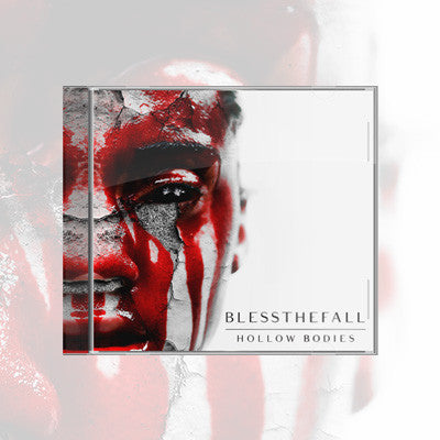 Blessthefall - Hollow Bodies CD | Merch Connection - Metal, hardcore, punk, pop punk, rock, indie, and alternative band merchandise