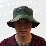 Blessthefall - Blessthefall - Camo Bucket Hat - 2