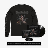 Decapitated - Anti-Cult Preorder Bundle #3 | Merch Connection - Metal, hardcore, punk, pop punk, rock, indie, and alternative band merchandise