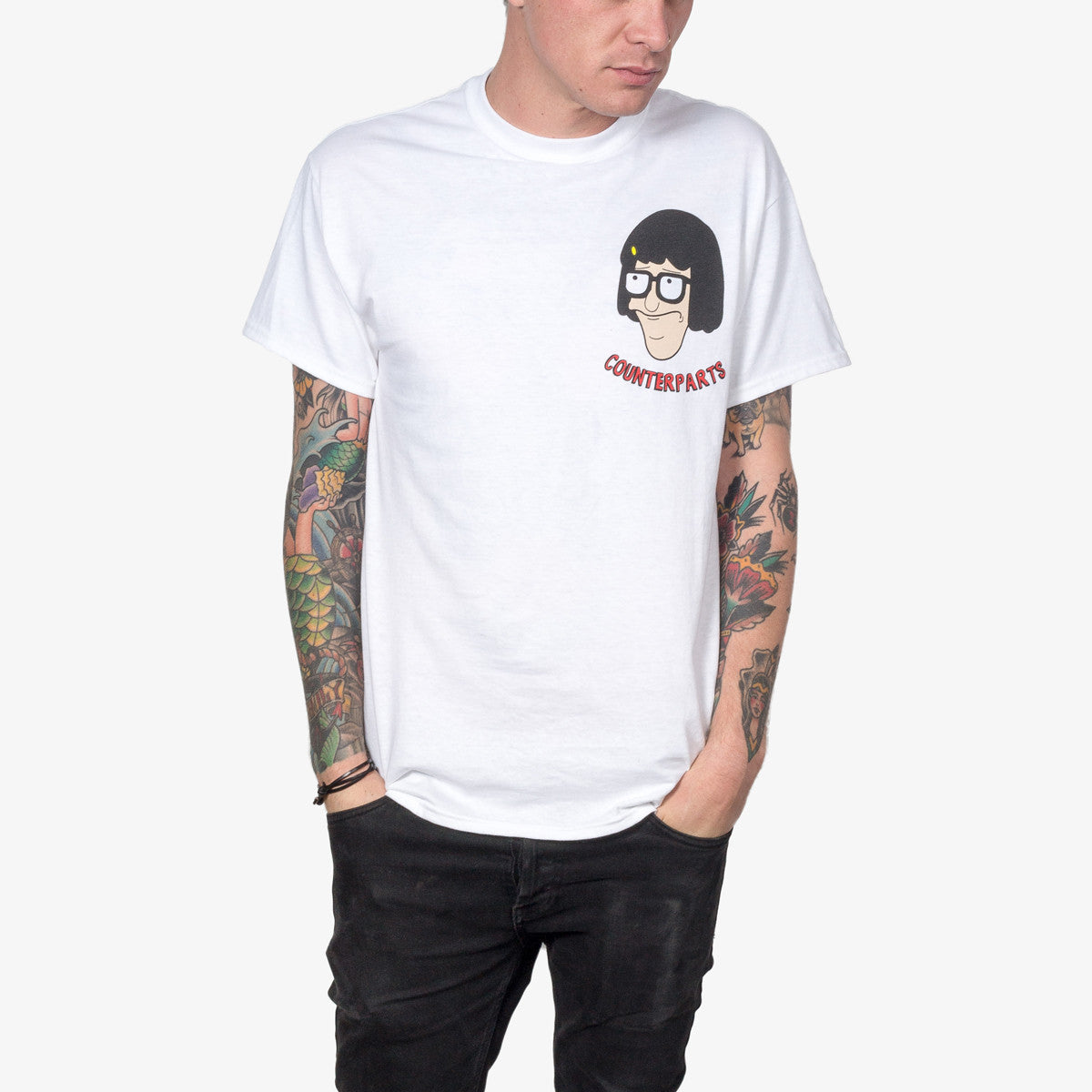 Counterparts - Everything Is OK Shirt Counterparts - Everything Is OK Shirt  ...