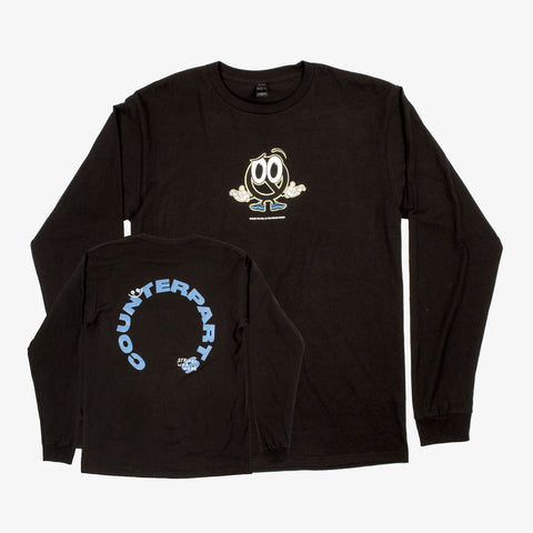 Counterparts - Strikey Longsleeve | Merch Connection - Metal, hardcore, punk, pop punk, rock, indie, and alternative band merchandise
