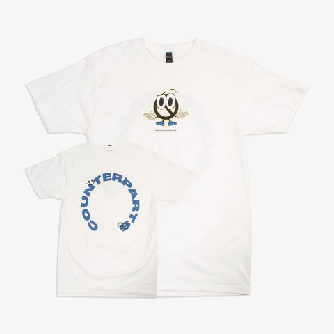 Counterparts - Strikey Shirt | Merch Connection - Metal, hardcore, punk, pop punk, rock, indie, and alternative band merchandise