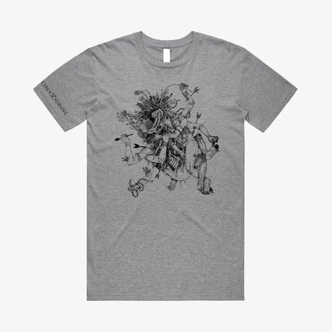 Circa Survive - Tangle Shirt | Merch Connection - Metal, hardcore, punk, pop punk, rock, indie, and alternative band merchandise