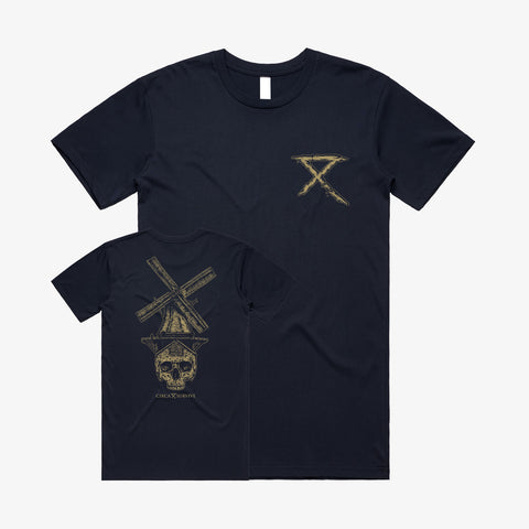 Circa Survive - Windmill Shirt | Merch Connection - Metal, hardcore, punk, pop punk, rock, indie, and alternative band merchandise