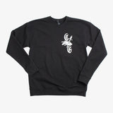 Chelsea Grin - Knife Crewneck | Merch Connection - Metal, hardcore, punk, pop punk, rock, indie, and alternative band merchandise
