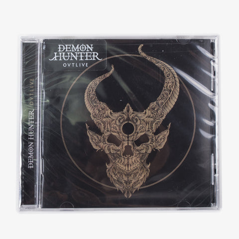 Demon Hunter - Ovtlive CD | Merch Connection - Metal, hardcore, punk, pop punk, rock, indie, and alternative band merchandise