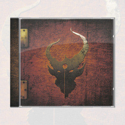 Demon Hunter - Self Titled CD | Merch Connection - Metal, hardcore, punk, pop punk, rock, indie, and alternative band merchandise