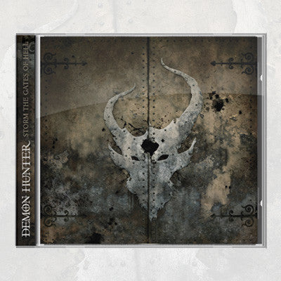 Demon Hunter - Storm the Gates of Hell CD | Merch Connection - Metal, hardcore, punk, pop punk, rock, indie, and alternative band merchandise