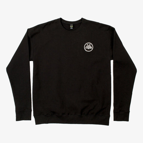 Drab Majesty - Embroidered Crewneck | Merch Connection - Metal, hardcore, punk, pop punk, rock, indie, and alternative band merchandise