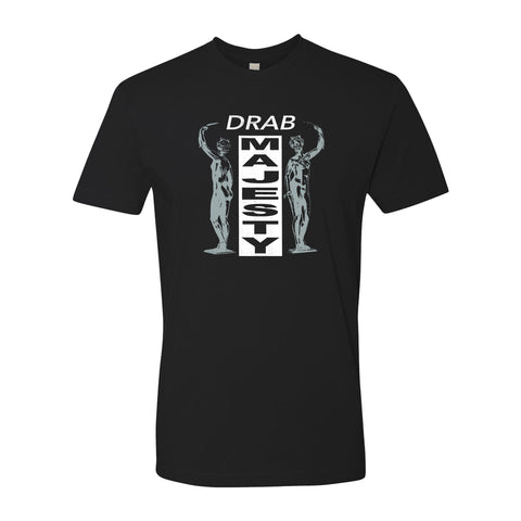 Drab Majesty - Statues Shirt | Merch Connection - Metal, hardcore, punk, pop punk, rock, indie, and alternative band merchandise