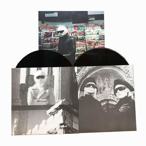 Drab Majesty - Modern Mirror 2xLP (Black) | Merch Connection - Metal, hardcore, punk, pop punk, rock, indie, and alternative band merchandise