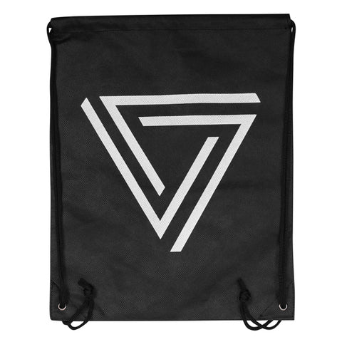 The Black Queen - Drawstring Bag | Merch Connection - Metal, hardcore, punk, pop punk, rock, indie, and alternative band merchandise